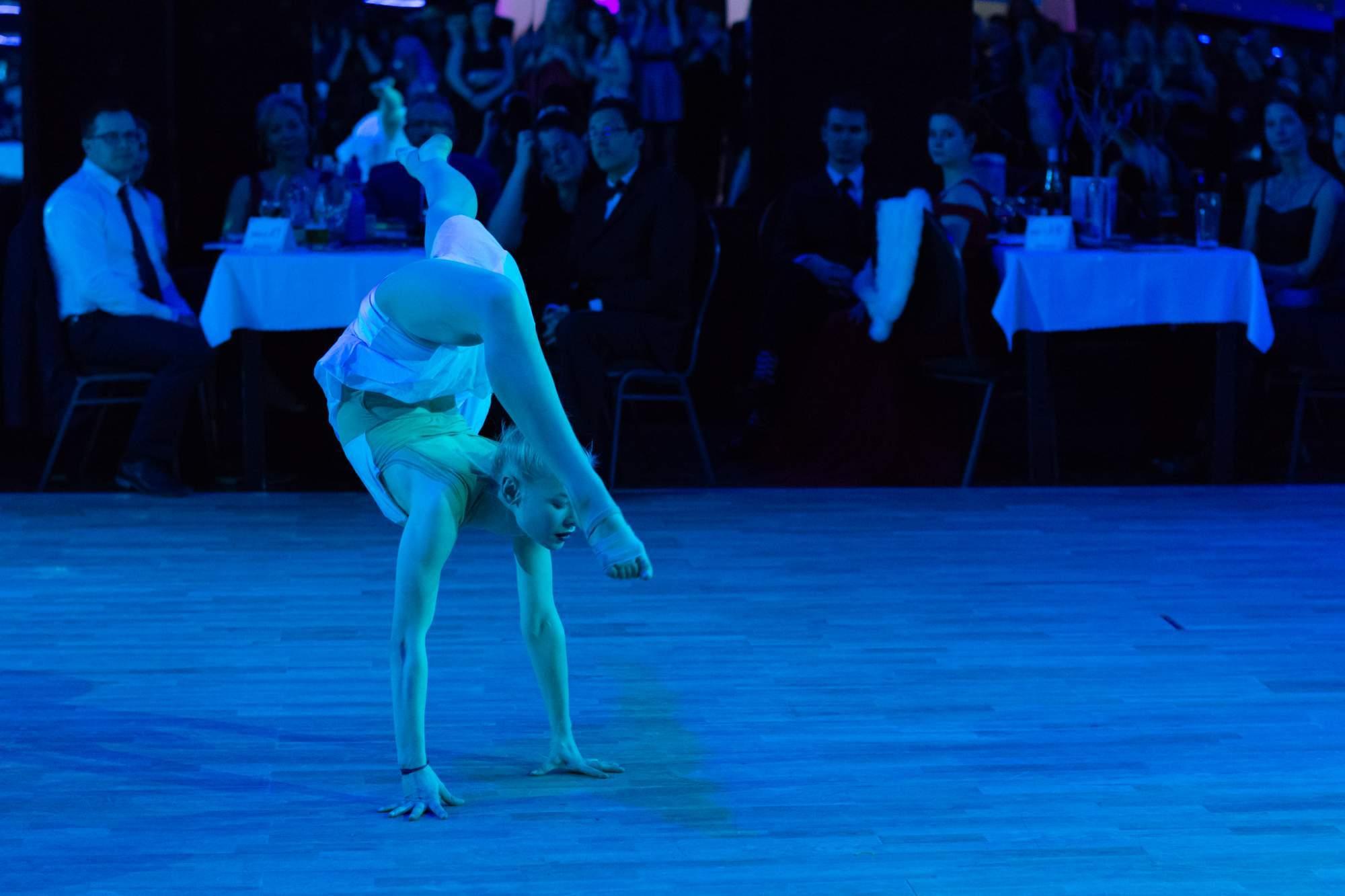 Tanečnice Romana Ptáčková. Autor: Anna Viktorinová