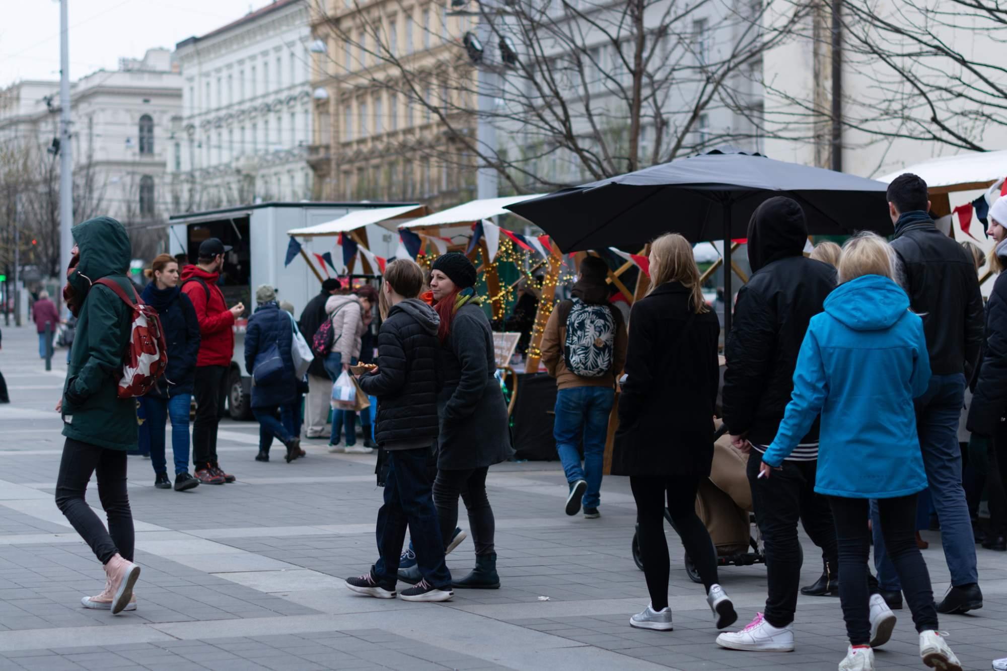 Tento rok přišlo asi tři tisíce návštěvníků. Foto: Anna Viktorinová