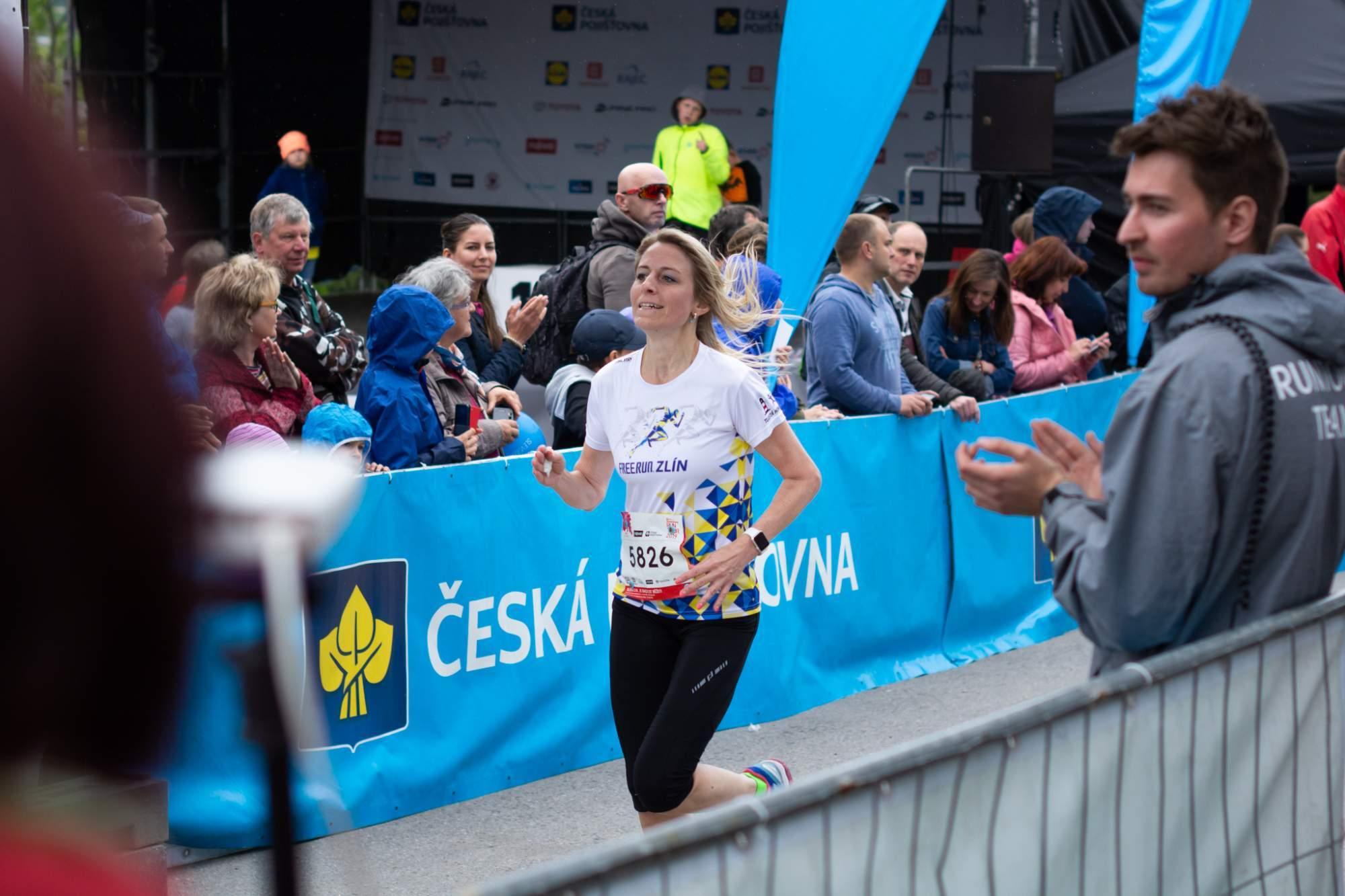 Závod Run Tour. Foto: Anna Viktorinová