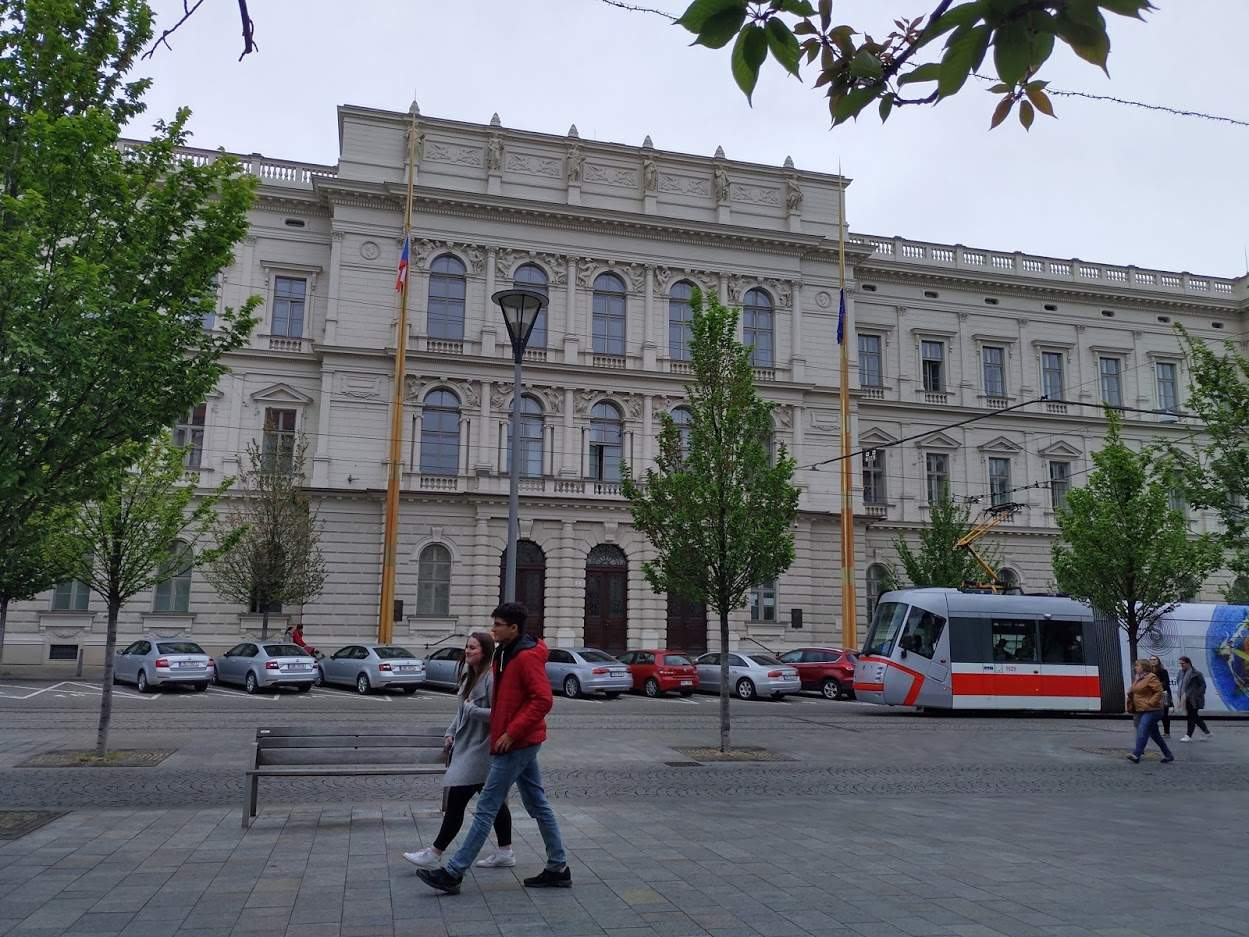 Ústavní soud v Brně. Foto: Anna Viktorinová