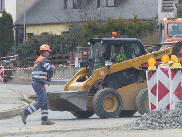 Od neděle už řidiči ulicí Hybešova neprojedou. Foto: Martin Foral
