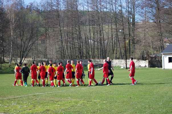 Fotbal-Kladruby Dražejov 2:0.