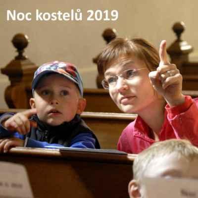 Noc kostelů 2019