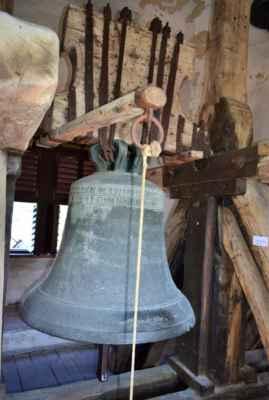 sv. Vavřinec z r. 1843_480 kg