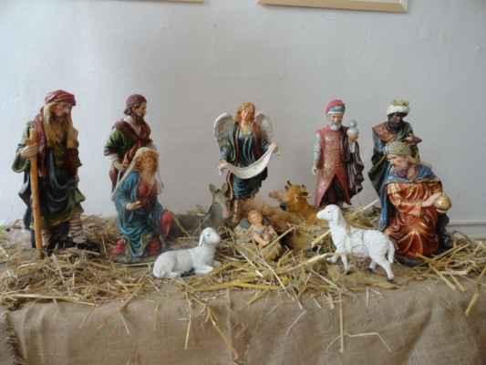 Betlém - neodmyslitelná součást Vánoc