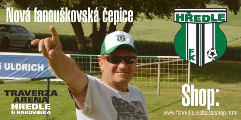 FK Hředle ... facebook klubu: http://www.facebook.com/FK-Hředle-101747537990597 ... web klubu: http://www.fkhredle.webz.cz/ ... eShop: www.fkhredle.webz.cz/shop.htm