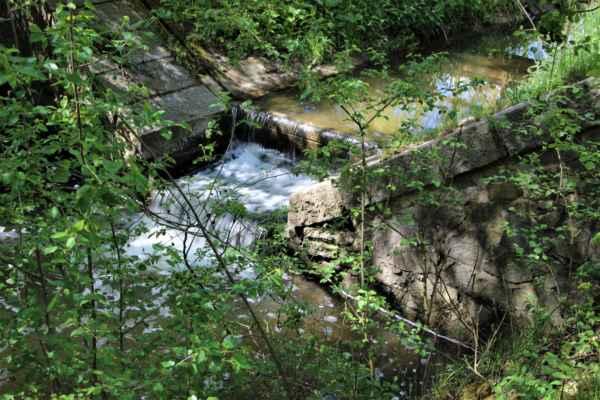 Pohledy na únětický potok