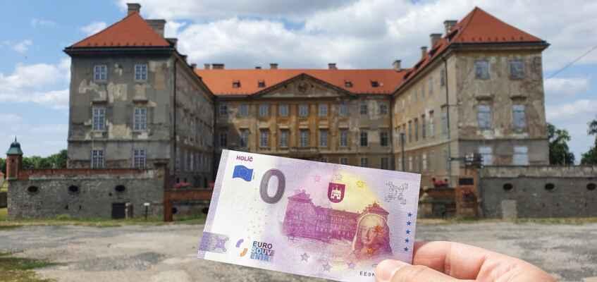 Euro Souvenir Slovensko 22.júl - Suvenír z Holíča si budete môcť zakúpiť v TIKu v zámku.