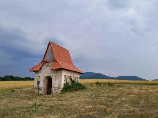 Rohožník 14.júl - Kaplnka sv.Urbana pri Rohožníku.