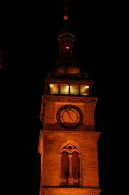 Bílá věž - renesanční zvonice z let 1574 - 1589