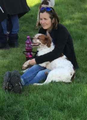 V kategorii kontinentálních ohařů bodovala jen Petra Janíková se svým psem BO Jidaïe de Passemarais, získal Res. CACT! Gratulujeme.