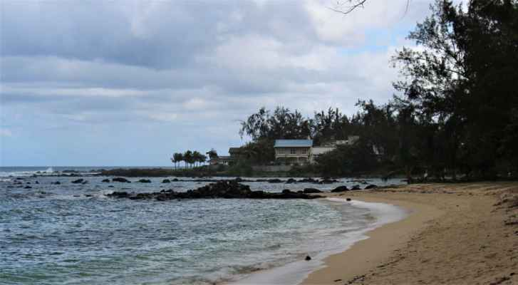 je libo si pronajmout domek na pláži - zde je to možné