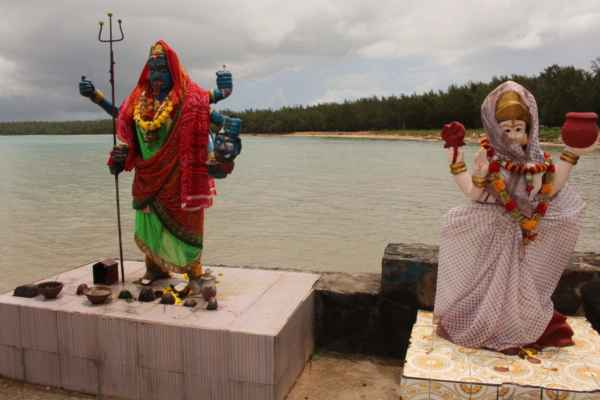 hinduistický strážce oceánu