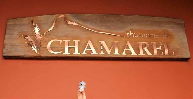 zvané Chamarel ve stejnojmenné vesnici