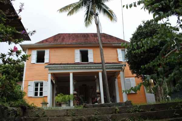 koloniální sídla