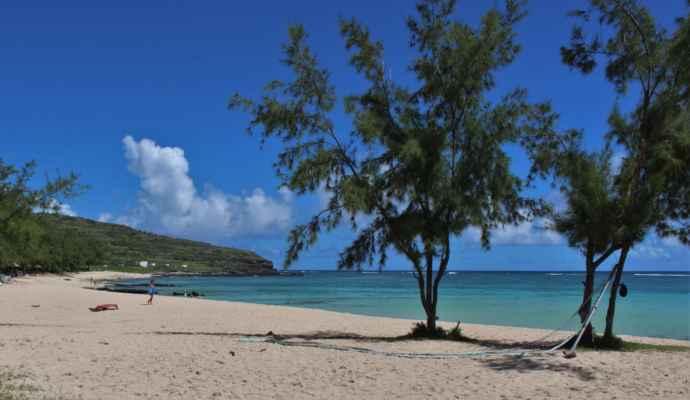 a pláž jen pro nás - nádhera