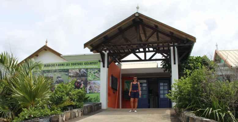 návštěva záchranné stanice pro želvy