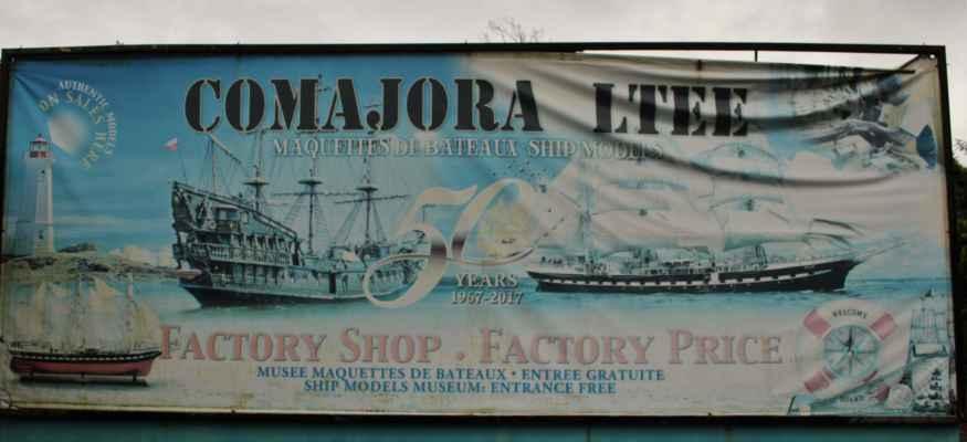 manufaktura na výrobu dřevěných modelů lodí