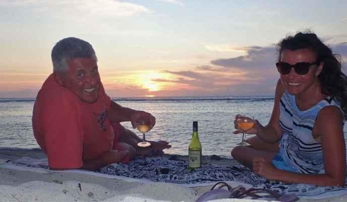 a západy slunce - to vše je Reunion