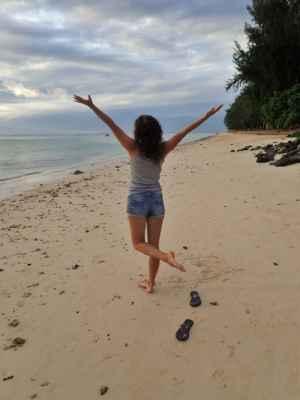 sbohem prázdným plážím