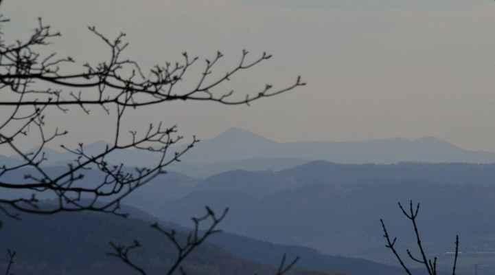 lipská hora, kletečná, milešovka atd. ...