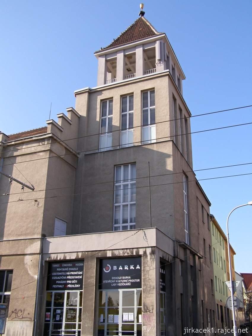 Brno Královo Pole - Husův sbor