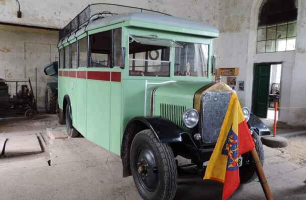 Autobus Praga.