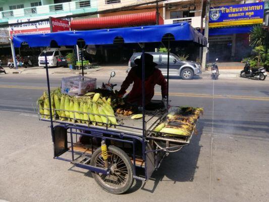 Všelijaké podivné pojízdné prodejny.