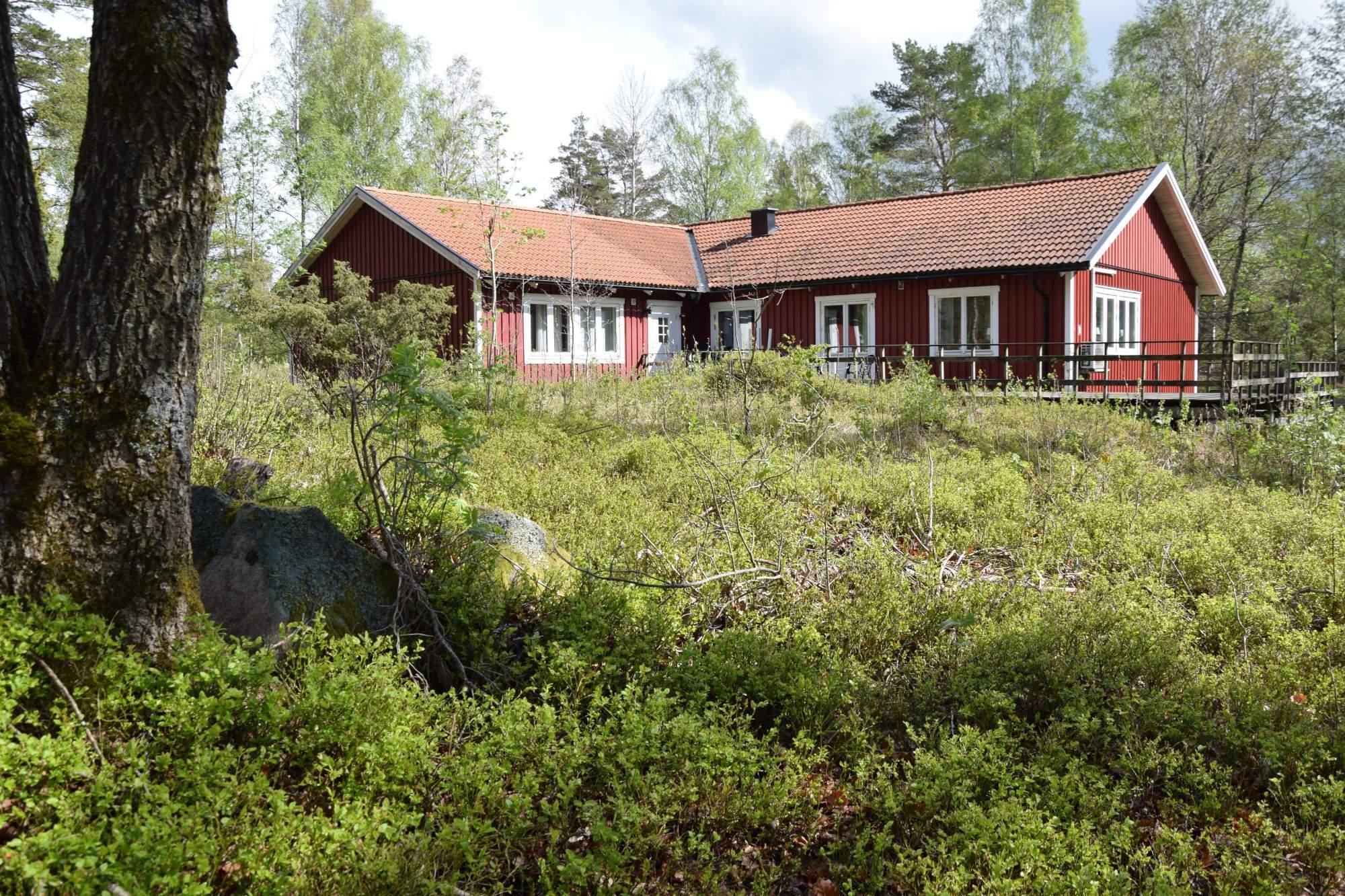 naše útočiště u Göteborgu, chata Sävedalens AIK