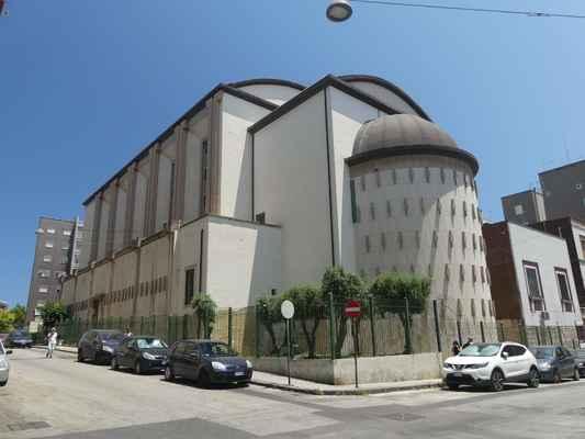 Kostel Santa Rita.