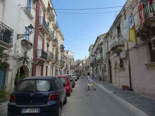 Prošli jsme si hlavní i vedlejší uličky města.
