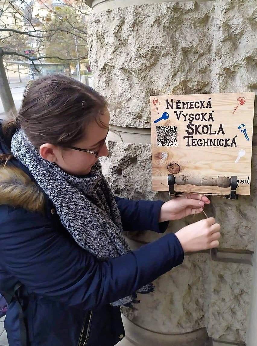 Fakulta sociálních studií MU patřila původně Německé vysoké škole technické v Brně. Foto: Hana Podhorná