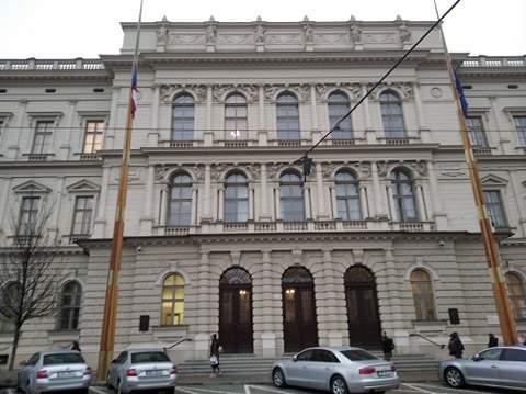 Ústavní soud. Foto: Jana Tomalová