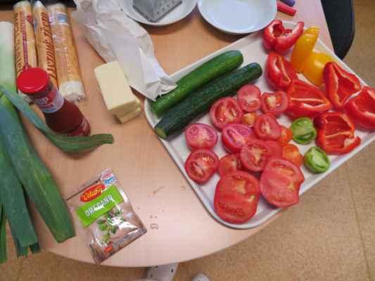 Zelenina a ovoce (zelená třída)