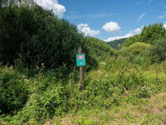 Napriek svojmu významu je PR Rojkovské rašelinisko označená len úbohou tabuľkou zarastajúcou kríkmi, bez akýchkoľvek informácií.