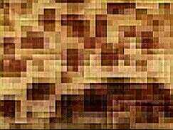 Banánové pixely - miniatura techniky Instagramem...