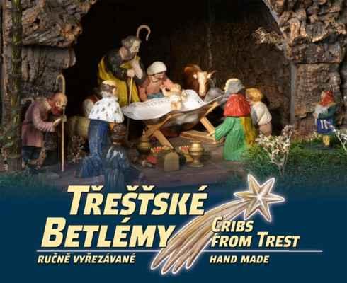 O letošních Vánocích jsme nestihli tradiční PoVánoční vycházku, tak jsme netradičně s HMS připravily vycházku Novoroční. Ale vánoční to trošku bylo, protože jsme vybraly výstavu Třešťských betlémů v Jindřišské věži.