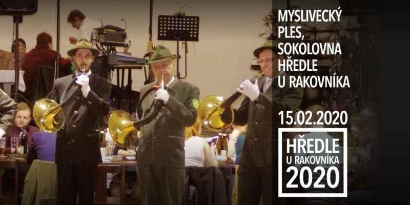 15.02.2020 Myslivecký ples 2020 Hředle u Rakovníka ... Foto: Marek Nový ... Facebook Hředle: http://www.facebook.com/groups/hredle
