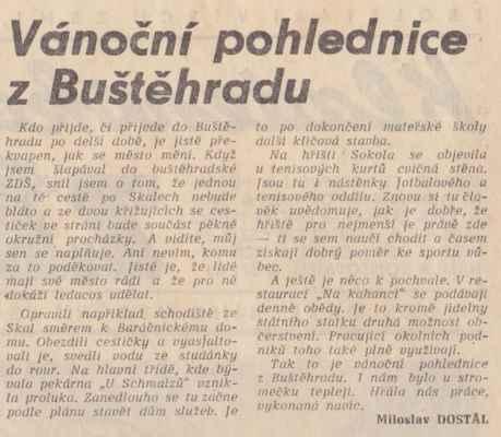 1979 - Kladenská záře