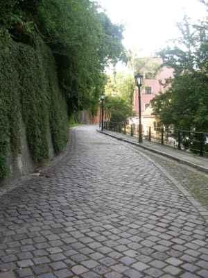 Cieszyn - Těšín - tzv. těšínské Benátky (Cieszynska Wenecja) jsou součástí starého města v polském Těšíně. Jedná se o část současné ulice Przykopa, která zahrnuje budovy z 18. – 19. století, mnoho z nich s mosty přes říčku Młynówku.