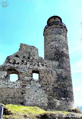 vyhlídková věž...