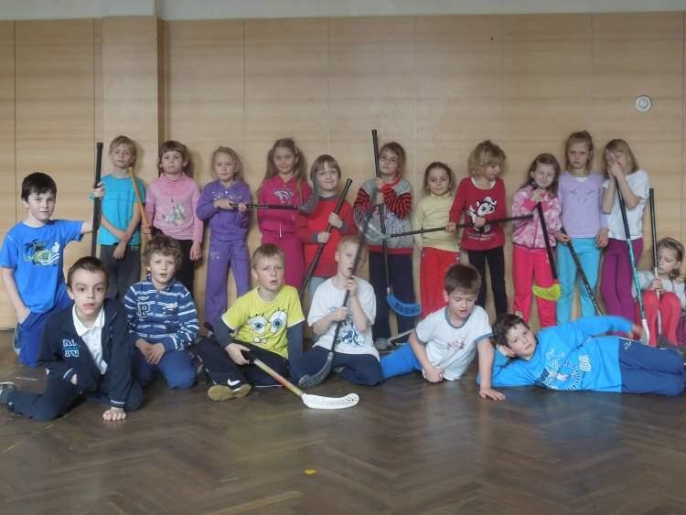 Malá školní olympiáda v1.třídě