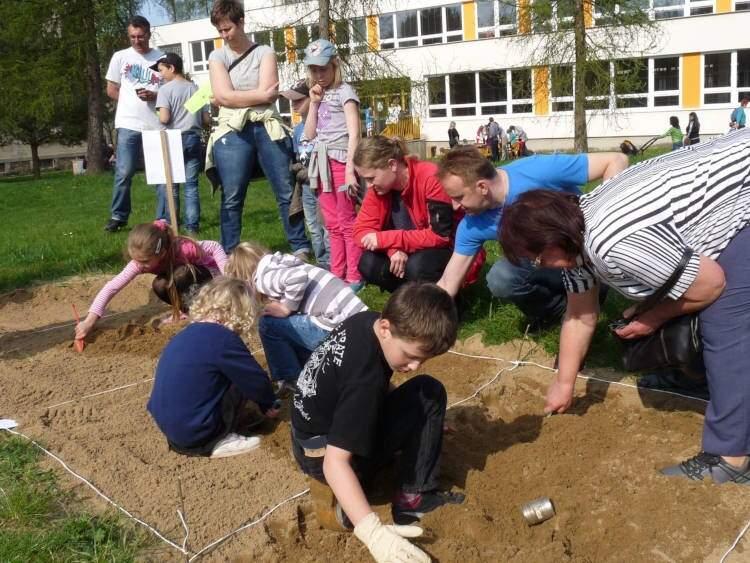 Den Země - projektový den pro rodiče s dětmi
