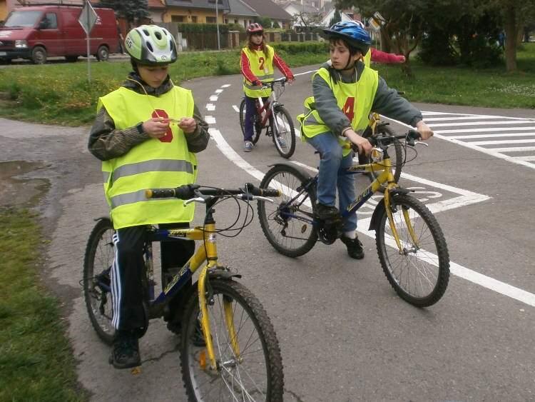 Mladí cyklisté opět úspěšní